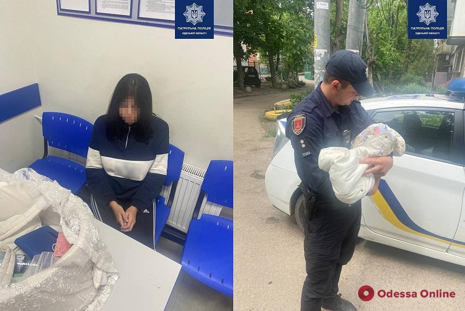 Едва держалась на ногах: на Черемушках задержали вдрызг пьяную женщину с младенцем на руках