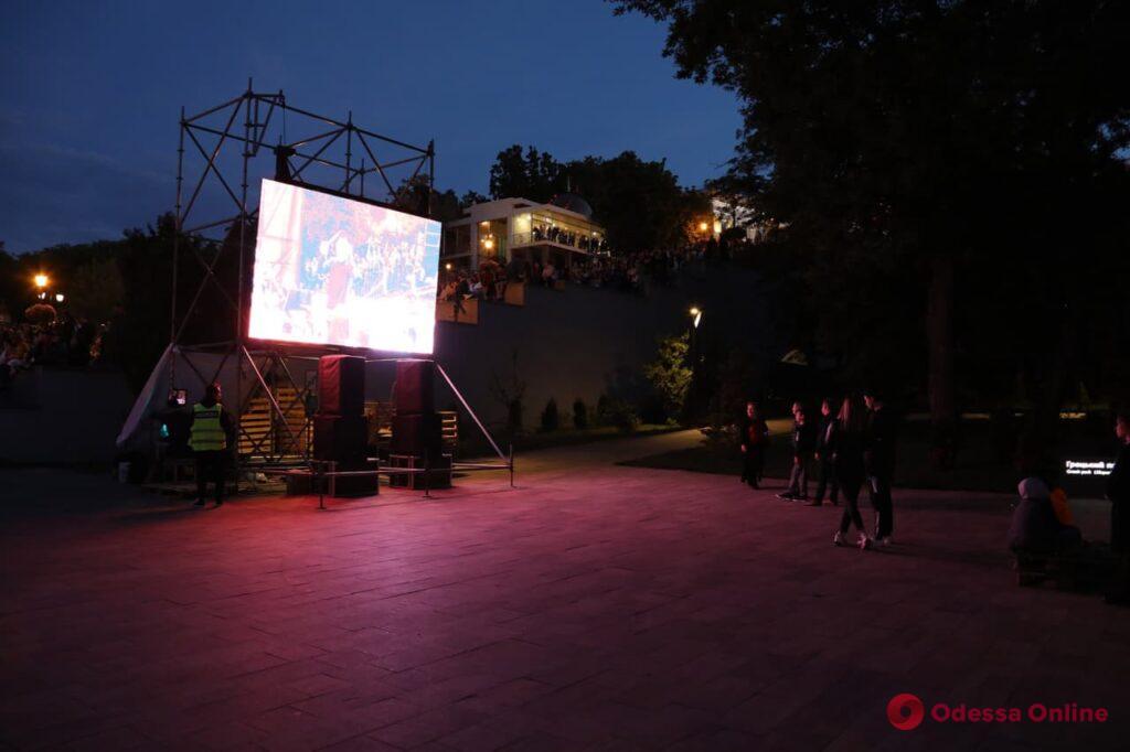 Open Air Odessa Classics: на Потемкинской лестнице выступили именитые музыканты (фоторепортаж)
