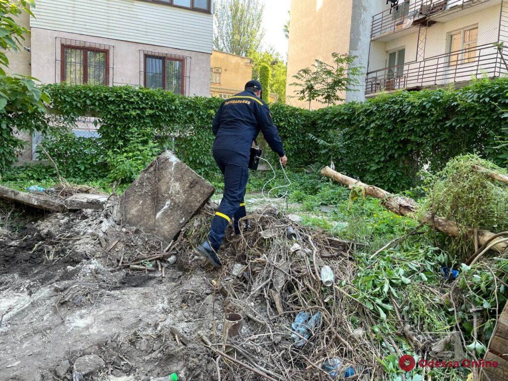 Разгорелся новый виток конфликта вокруг земельного участка бывшей биолаборатории ОНУ имени Мечникова (фото, видео, обновлено)