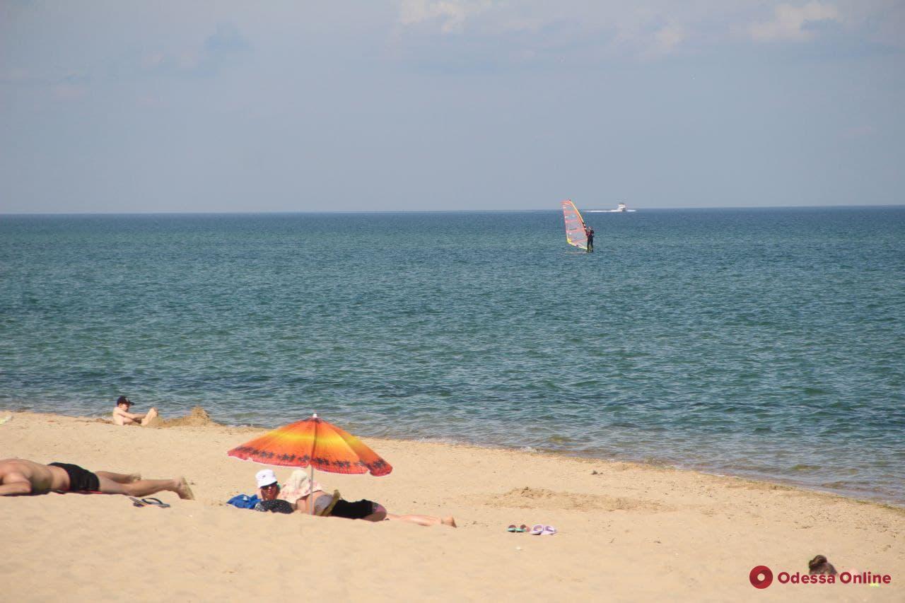 Морская вода на пляжах Одессы и области соответствует санитарным нормам, — лабораторный центр Минздрава
