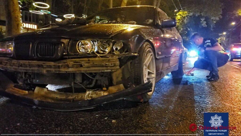 В ДТП на проспекте Шевченко пострадал 18-летний парень