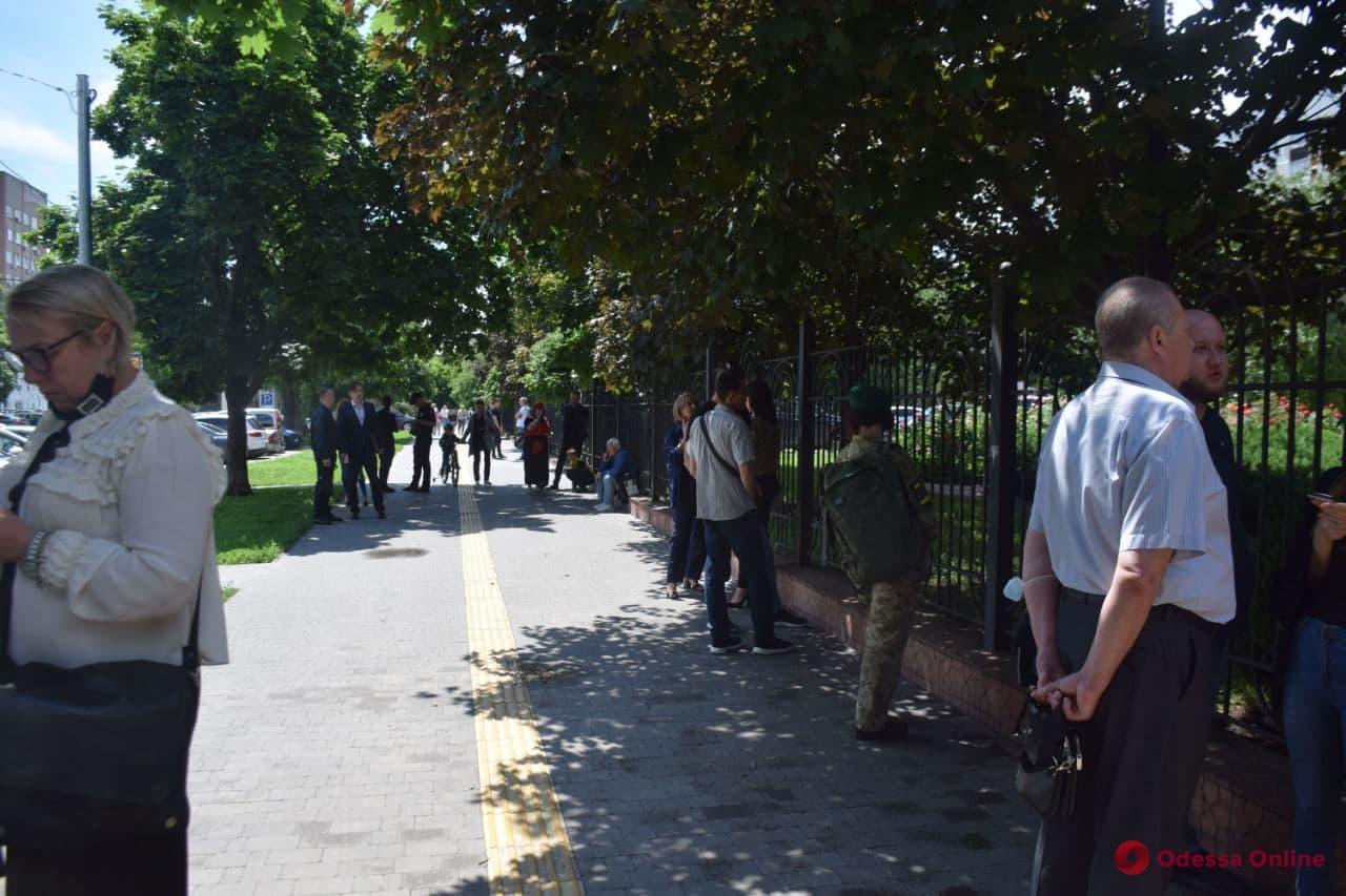 На Черемушках «заминировали» суд