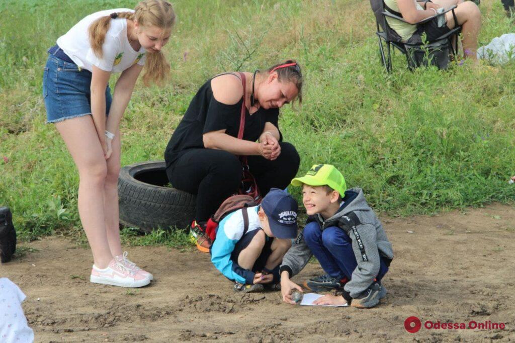 В Одессе прошел фестиваль дрифтеров (фоторепортаж)