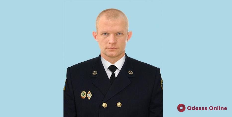 Пропал начальник штаба Одесского отряда морской охраны пограничной службы