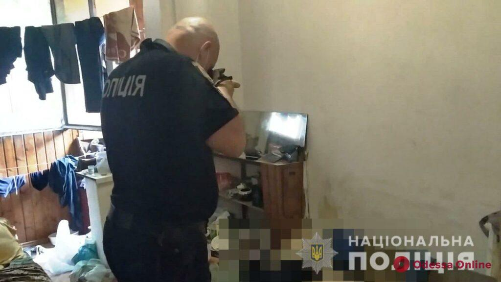 В Одессе квартирант-иностранец зарезал хозяина жилья