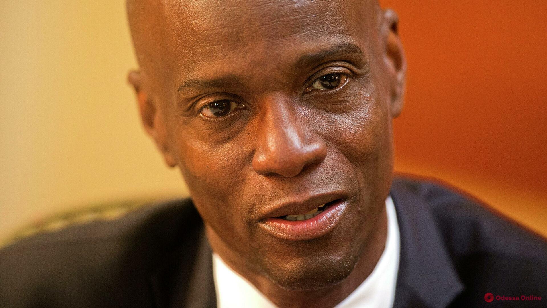 Президента Гаити застрелили в его доме