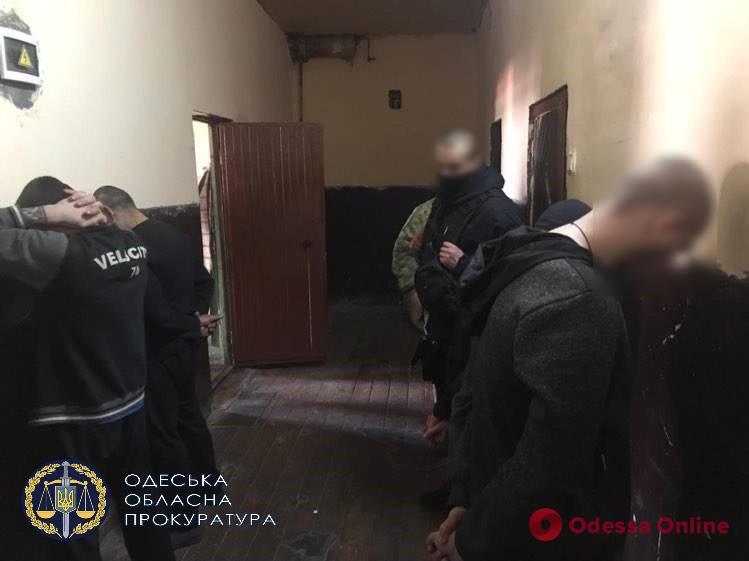 В Одессе будут судить «смотрящего за дорогой» из 14-й колонии