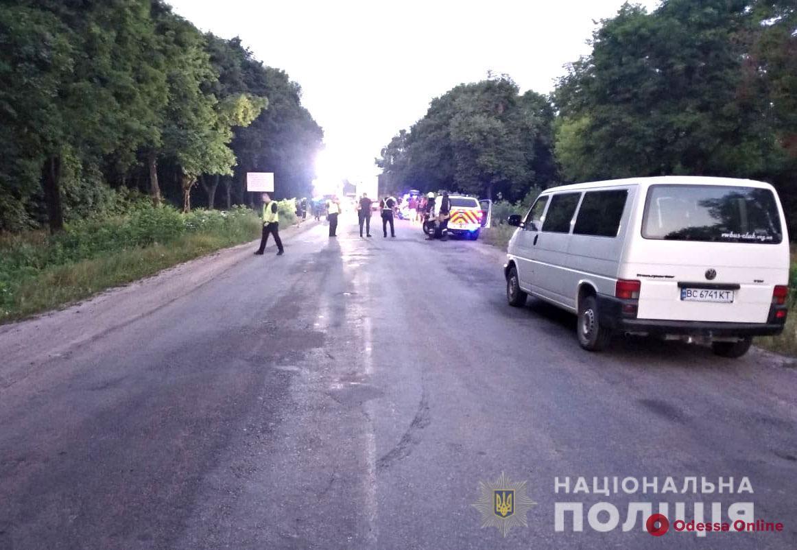 В Ровенской области перевернулся пассажирский автобус — пострадали 23 человека