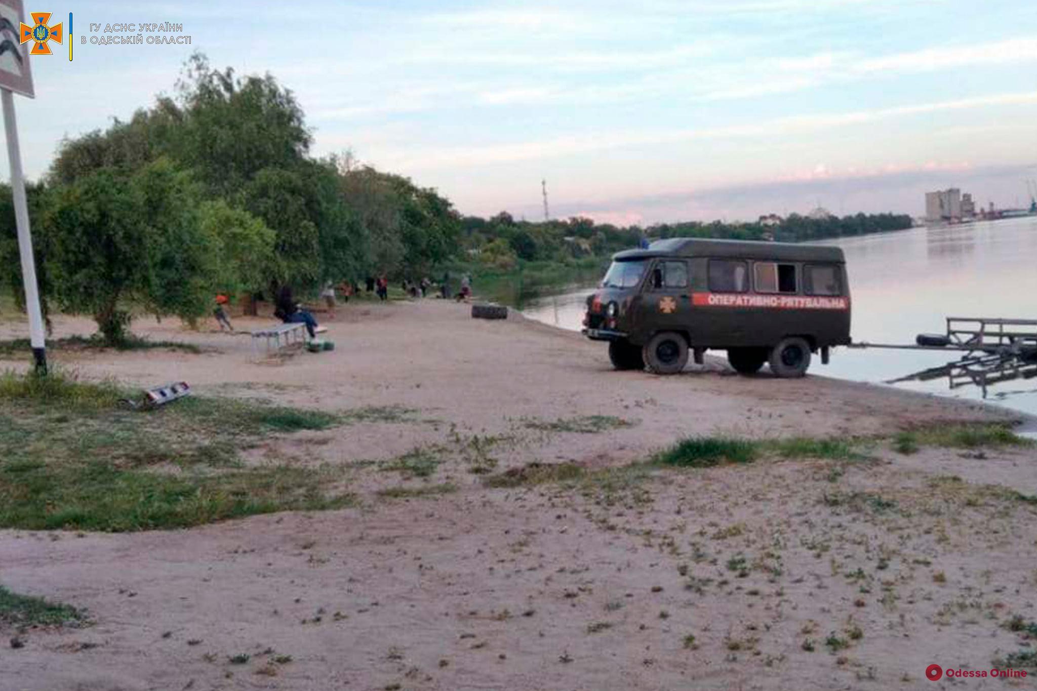 На Дунае в районе Измаила ищут пропавшую женщину