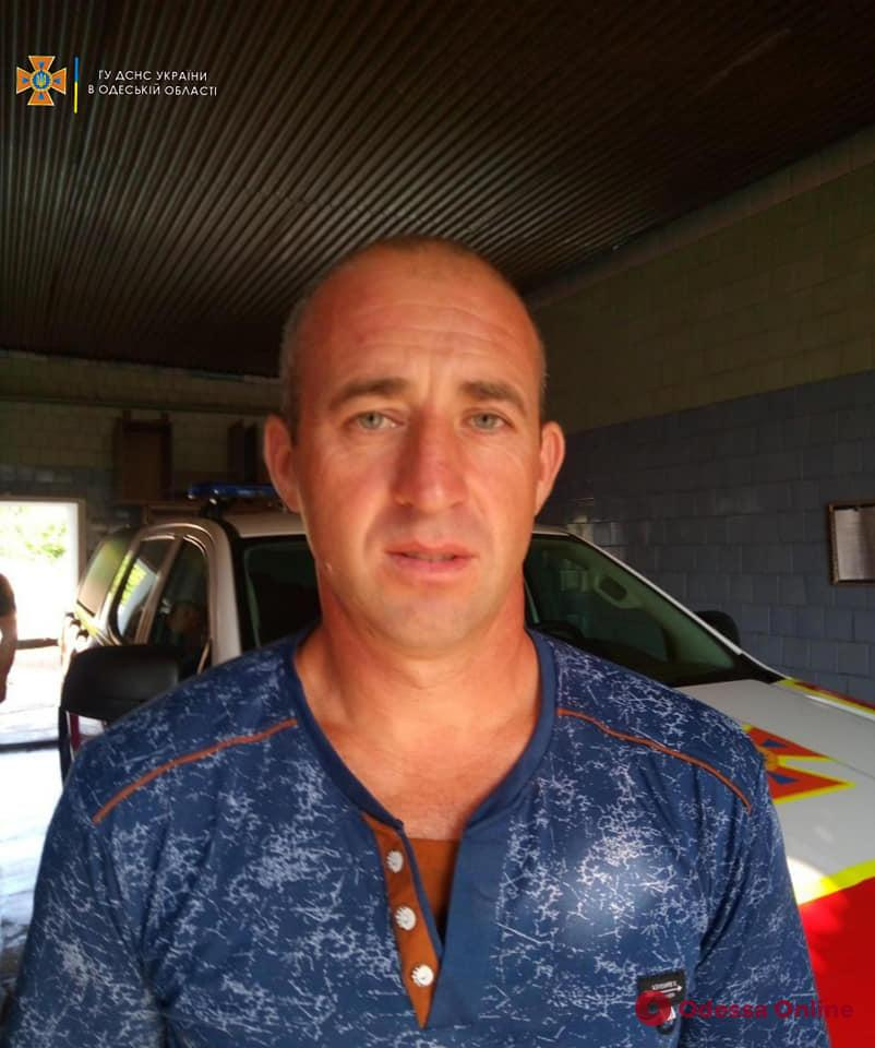 Пытался переплыть Тилигульский лиман: в Одесской области спасли тонущего мужчину