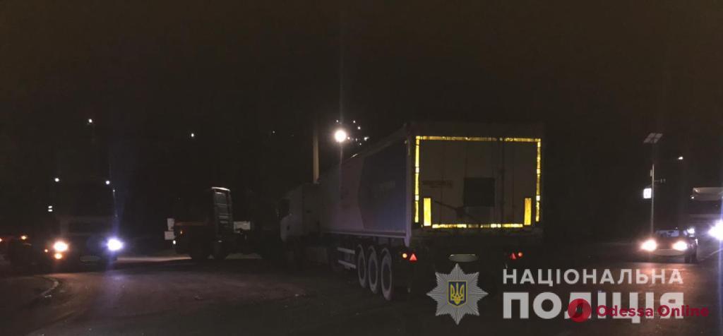 На трассе Одесса – Южный в ДТП погиб мотоциклист