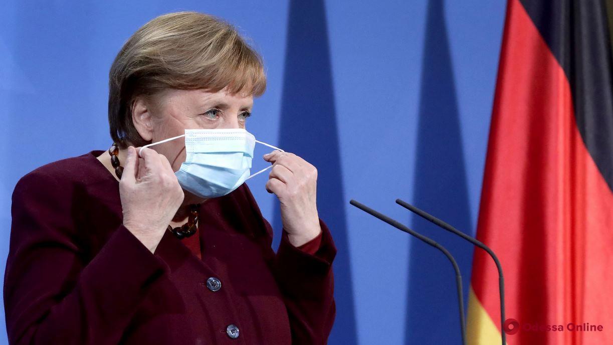 Германия передаст Украине 1,5 млн доз вакцины от COVID-19 – Ангела Меркель