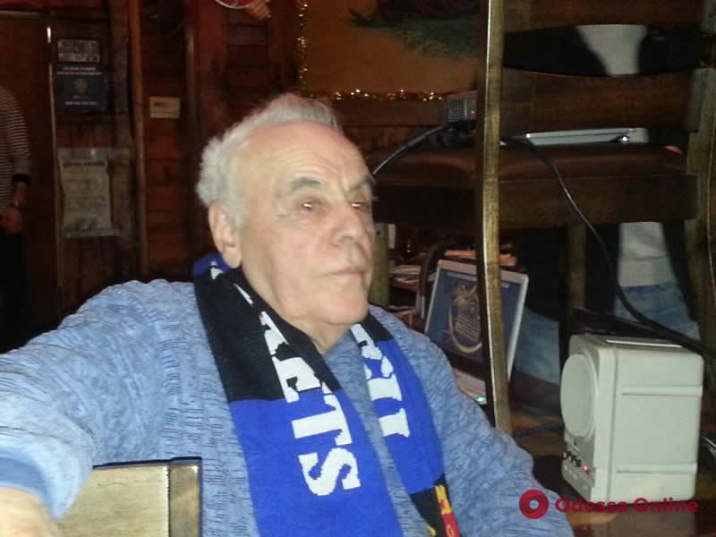 В США скончался легендарный футболист и тренер Матвей Черкасский