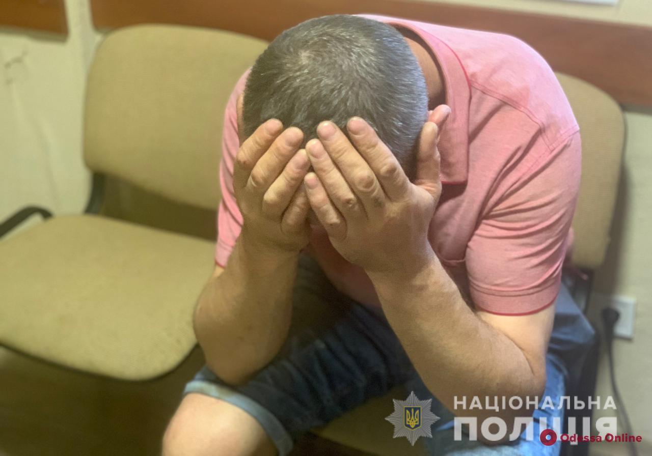 Из-за сделанного замечания одессита на поселке Котовского избили и ограбили