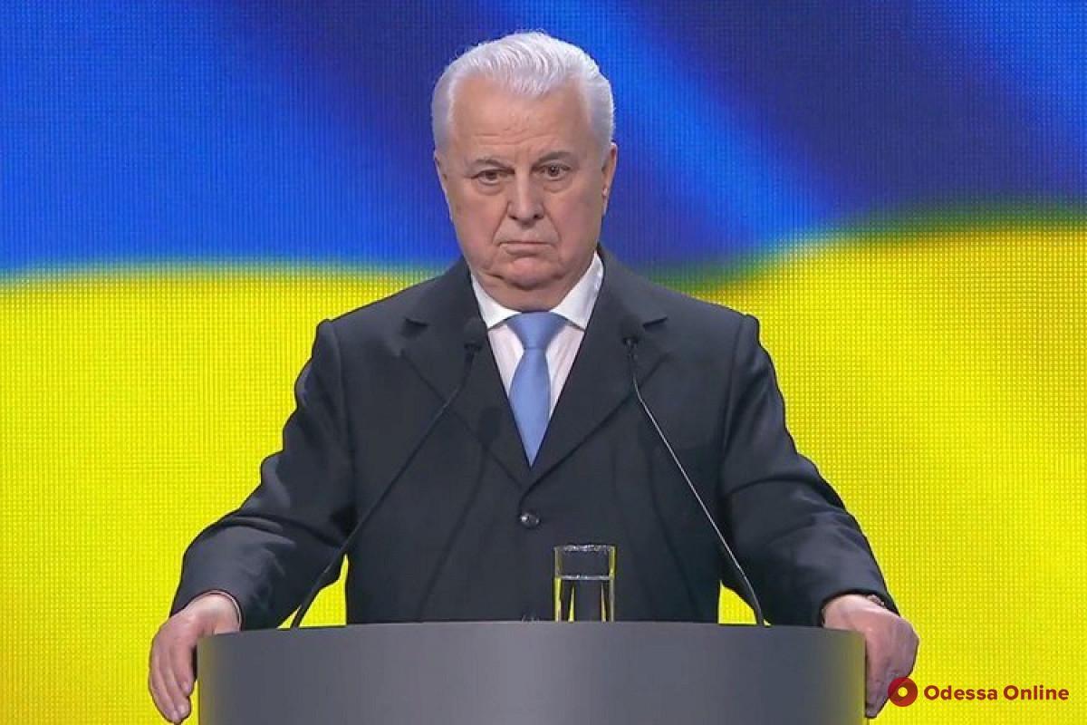 Месяц в реанимации: первого президента Украины подключили к аппарату ИВЛ
