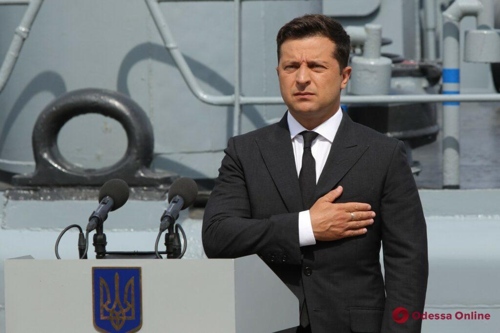 Скоростные катера, противоминные корабли и корвет: в Одессе Зеленский анонсировал масштабное усиление вооружения ВМС