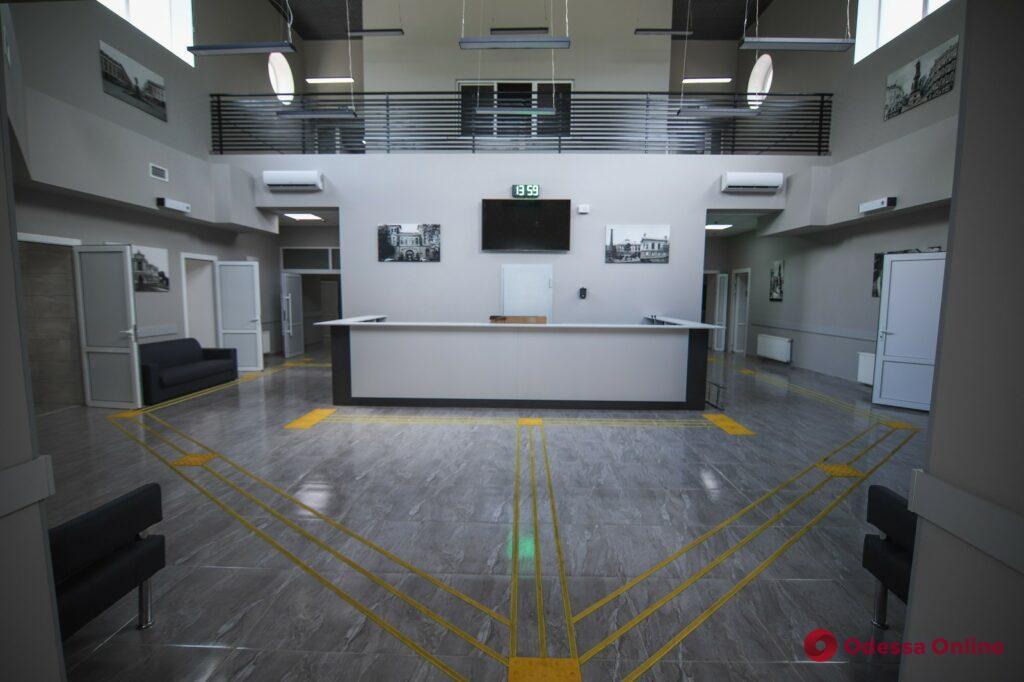 В ГКБ №11 готовят к открытию новое приемно-диагностическое отделение (фото)