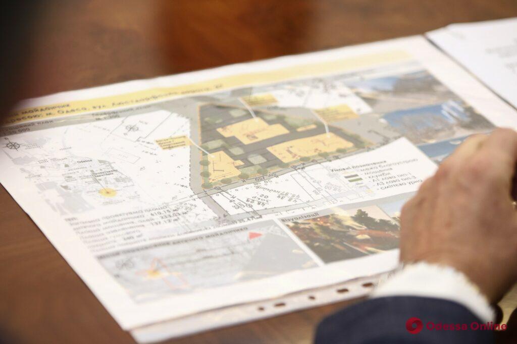 Благоустройство сквера-мемориала «Против забвения»: прием работ на архитектурный конкурс завершен