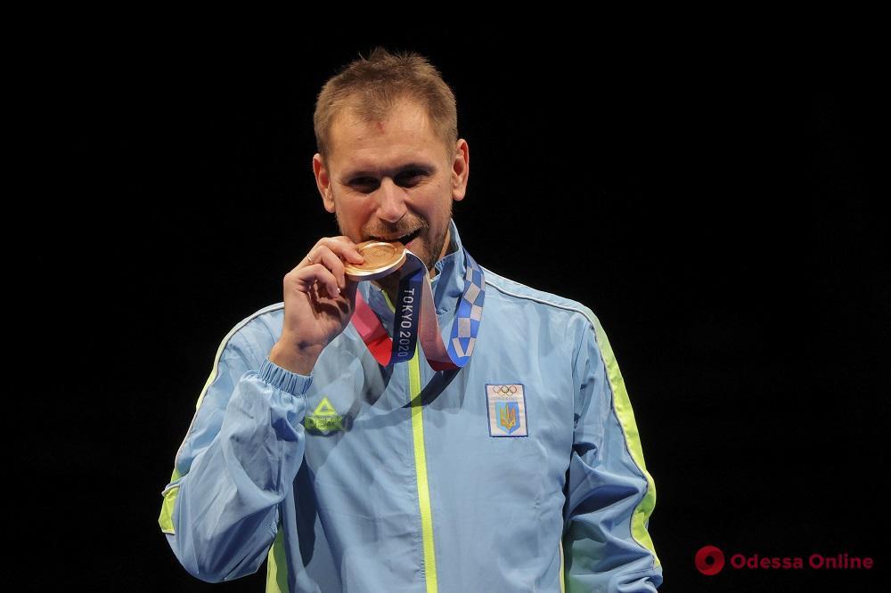 Токио-2020: у сборной Украины уже две медали на Олимпийских играх