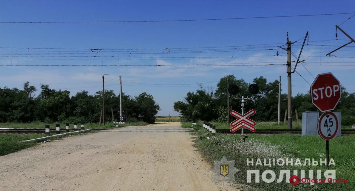 В Одесской области женщина погибла под колесами поезда
