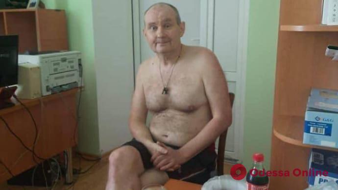 Возвращение Чауса: одиозного экс-судью обнаружили в одном исподнем в Винницкой области