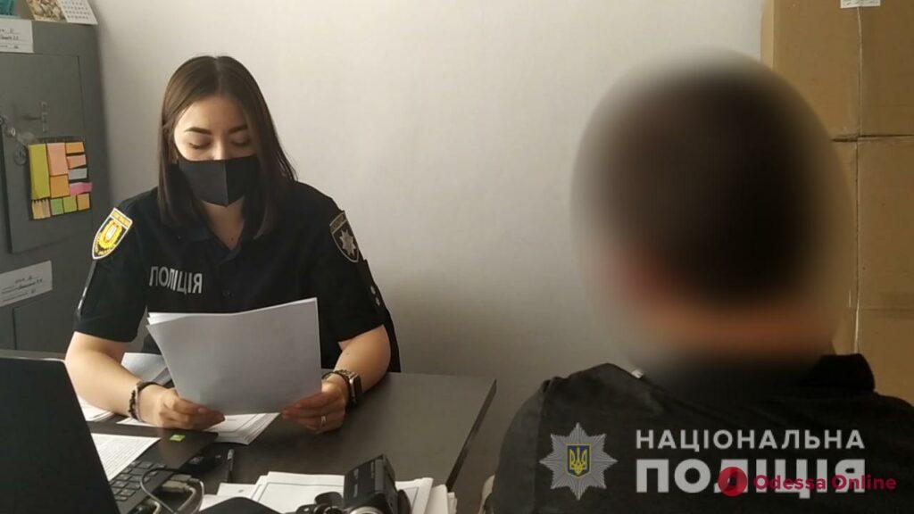 На Таирова разбойник напал с ножом на продавщицу киоска