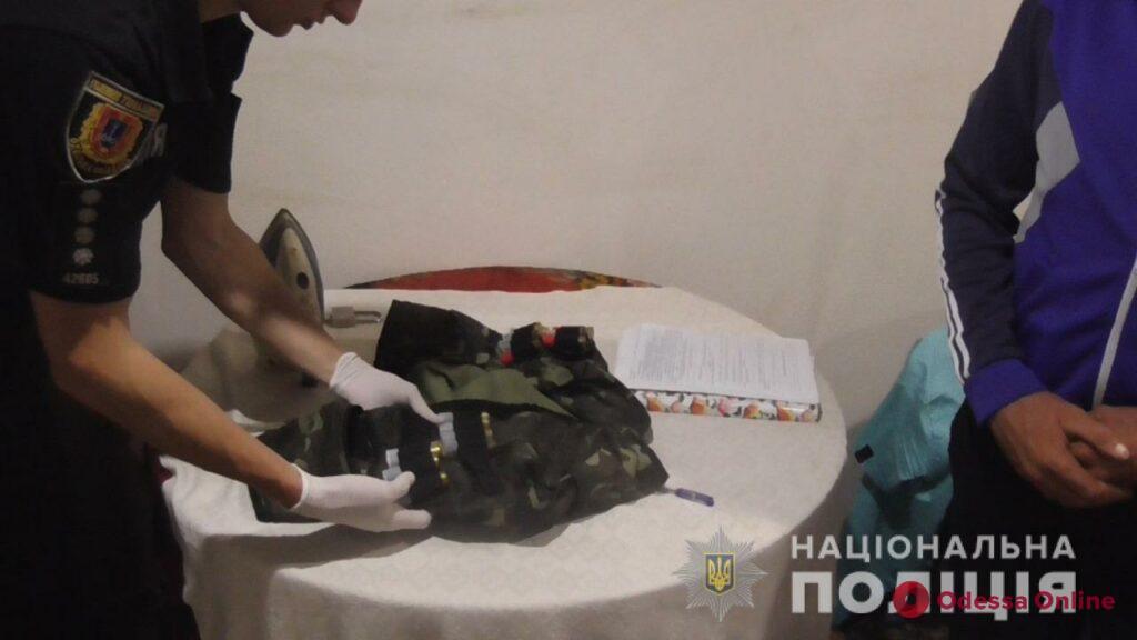 Житель Подольского района застрелил соседа, который напал на него с топором