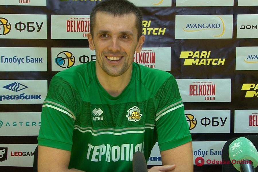 Баскетбольная команда «Одесса» подписала известного одессита