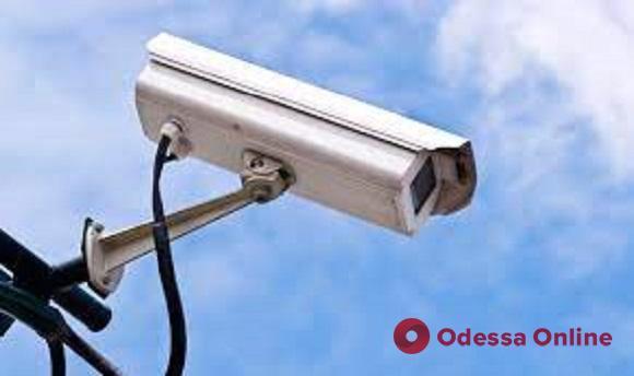 В Одессе установят десять камер для фиксации нарушений ПДД