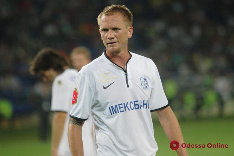 Любимец одесских болельщиков возглавил «Черноморец» U-19