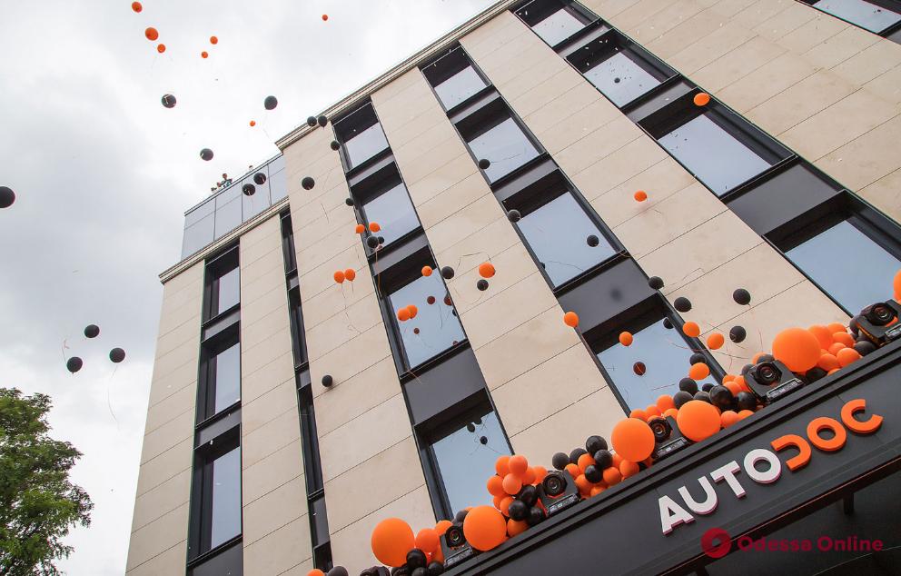 Огромный выбор и высокое качество: в центре Одессы заработал офис крупнейшего европейского интернет-магазина автозапчастей