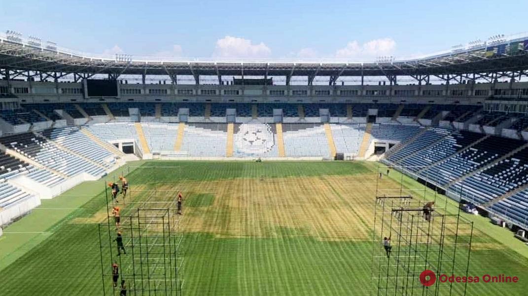 Допелись и доигрались: «Черноморец» сыграет первый домашний матч сезона в Днепре