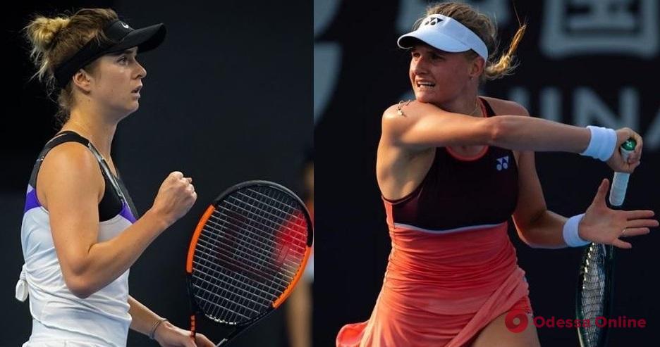 Наши в Токио: на старте Олимпийских игр – теннисистки Ястремская и Свитолина