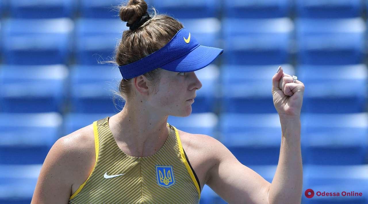 Токио-2020: одесская теннисистка – в полуфинале Олимпийских игр