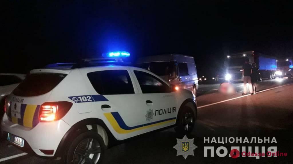 Смертельное ДТП на трассе Одесса-Рени: погибли двое пешеходов (обновлено)