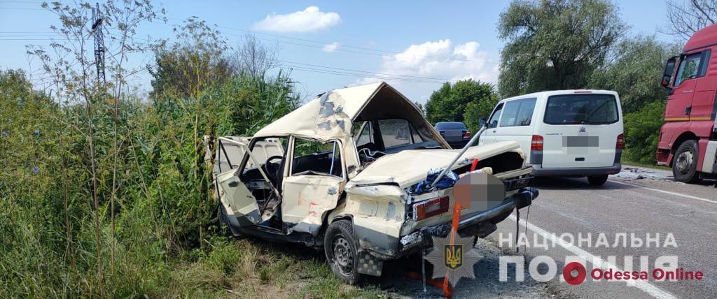 На трассе Одесса — Рени произошло смертельное ДТП (фото)