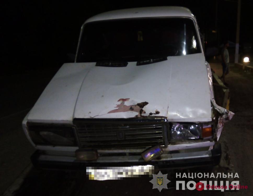 «Джекпот»: пьяный водитель без документов сбил корову и скрылся с места ДТП