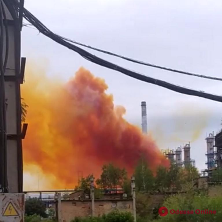 Утечка оксида азота в Ровно: кислотные дожди Одессе не грозят, — Гидрометцентр