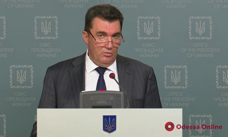 Украина должна избавиться от кириллицы и перейти на латиницу, — секретарь СНБО Данилов