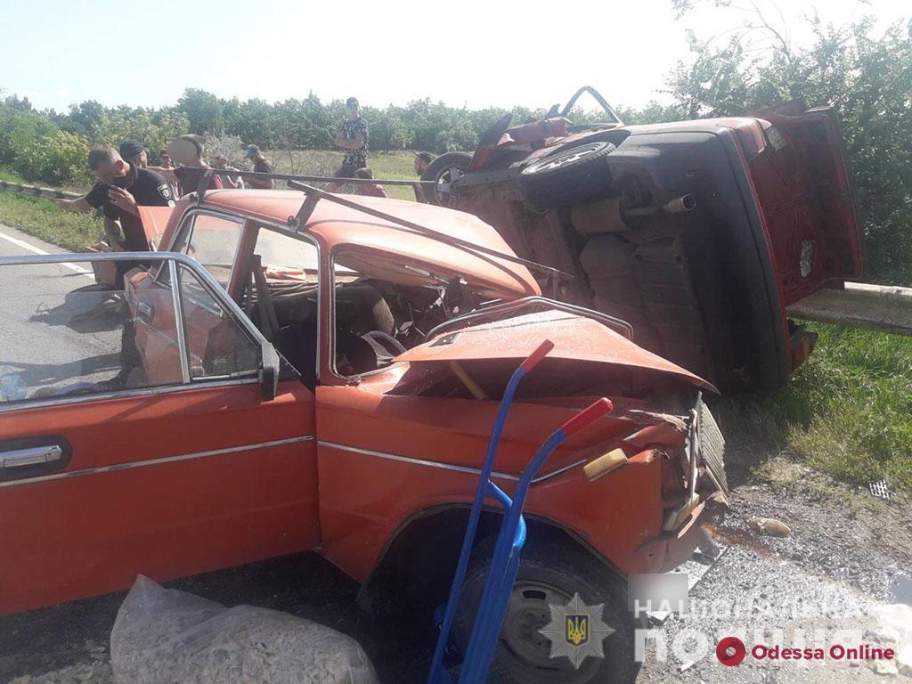 Полиция ищет свидетелей смертельного ДТП на трассе Одесса-Николаев