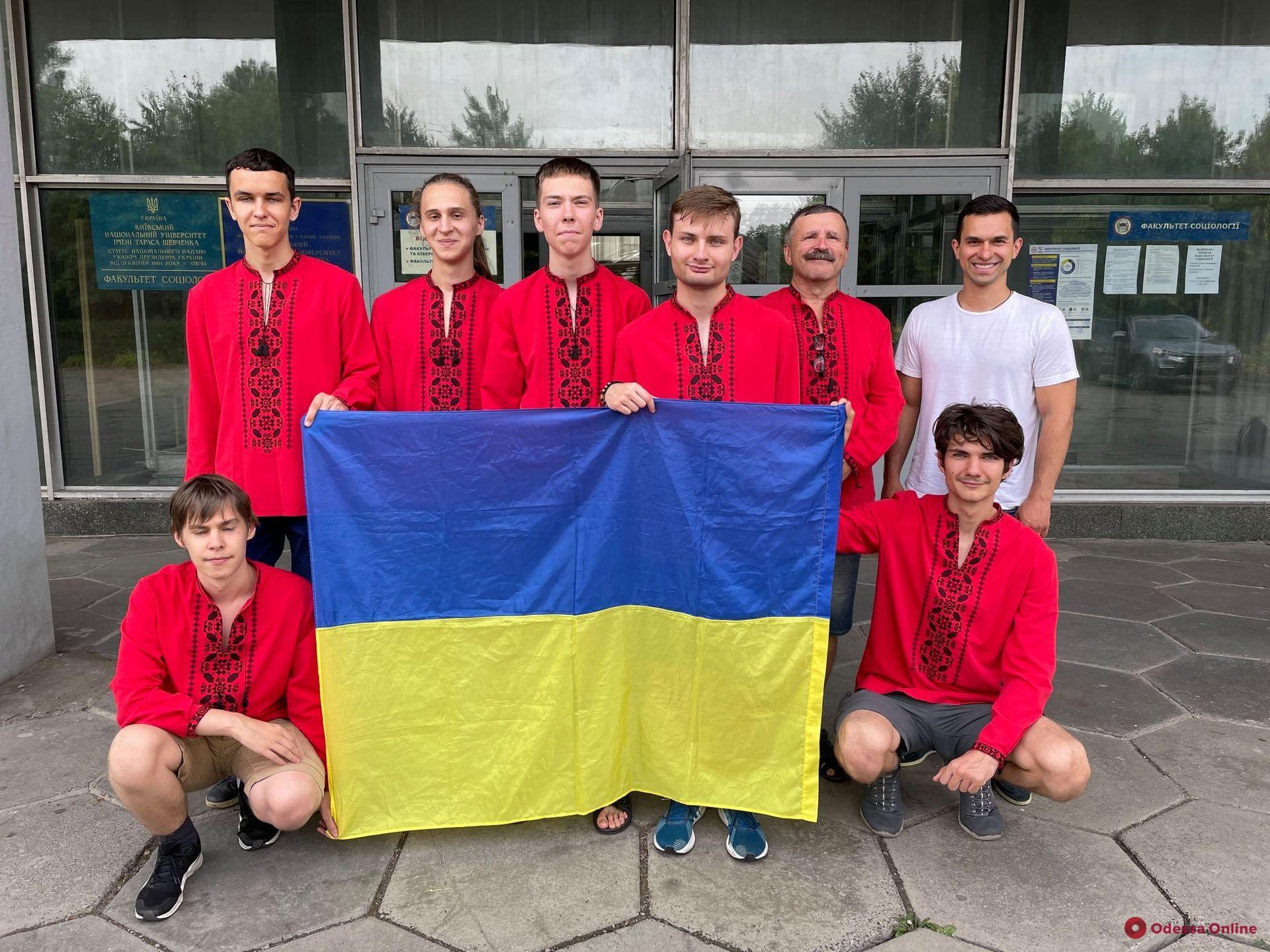 Международная математическая олимпиада: украинские школьники заняли 6 место