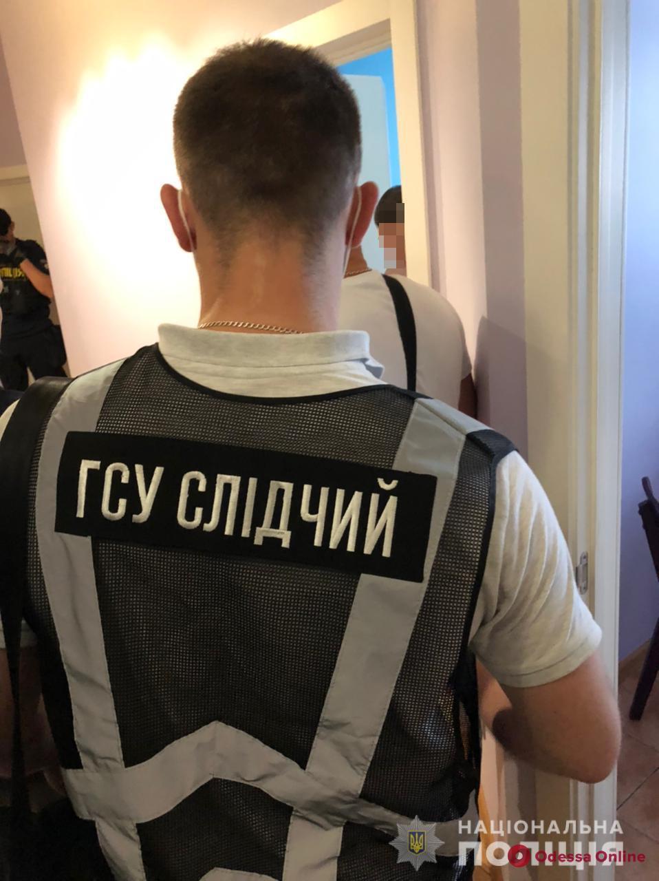 Обещал победу в тендере: чиновника Минобороны из Одессы поймали при попытке завладеть миллионом долларов