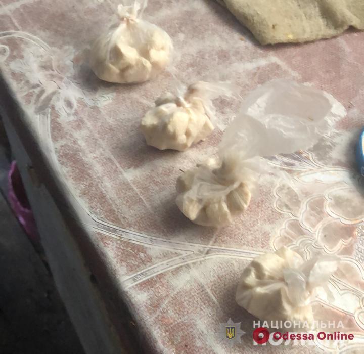 В Одесской области разоблачили группу наркоторговцев