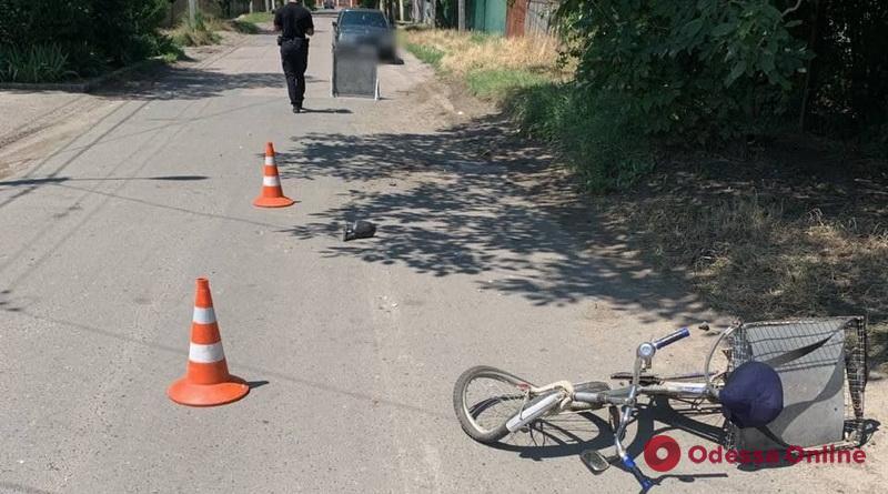 Пьяное ДТП в Измаиле: водитель ВАЗа сбил велосипедиста и скрылся с места происшествия