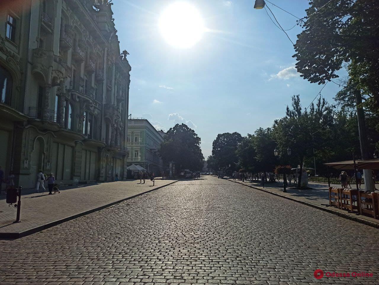 Синоптики дали прогноз погоды в Одессе на 11 июля