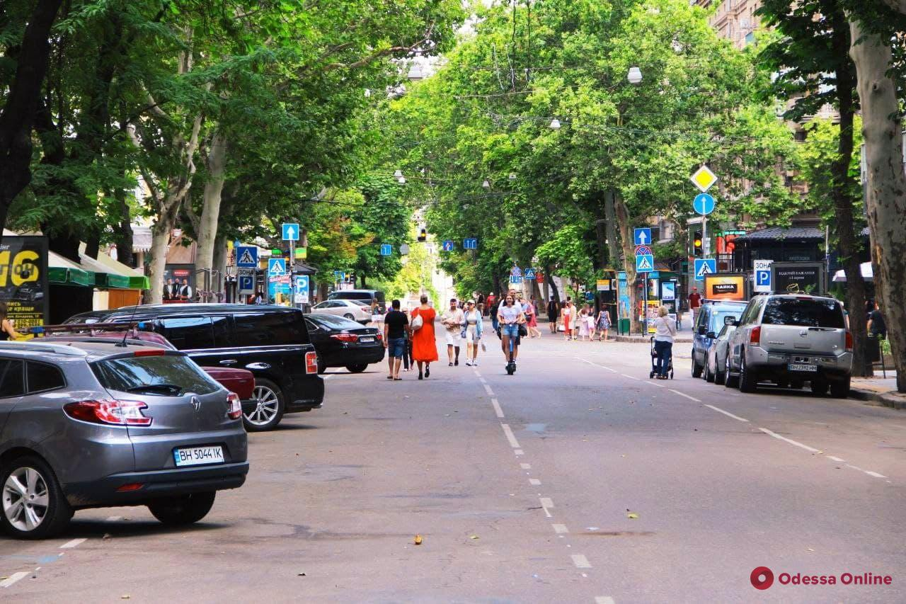 За счёт введения пешеходной зоны в центре Одессы загрязнение воздуха уменьшилось в два раза, — Геннадий Труханов