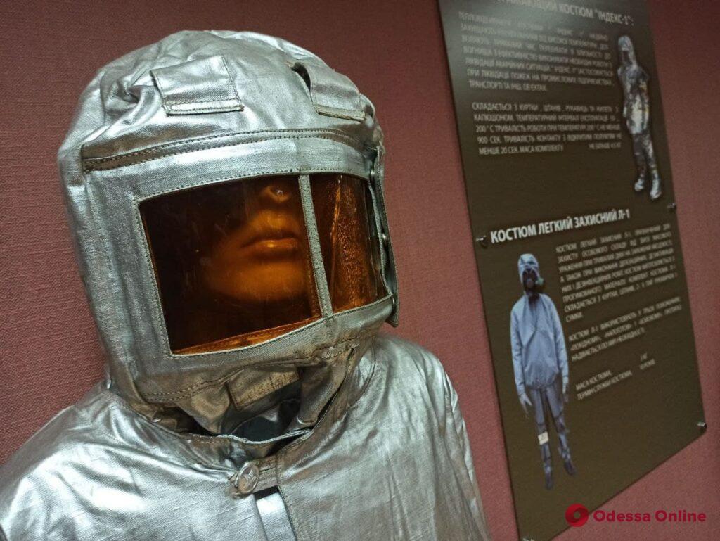 Яркие макеты, амуниция и память о Чернобыле – уникальный музей в одесской пожарной части (фоторепортаж)