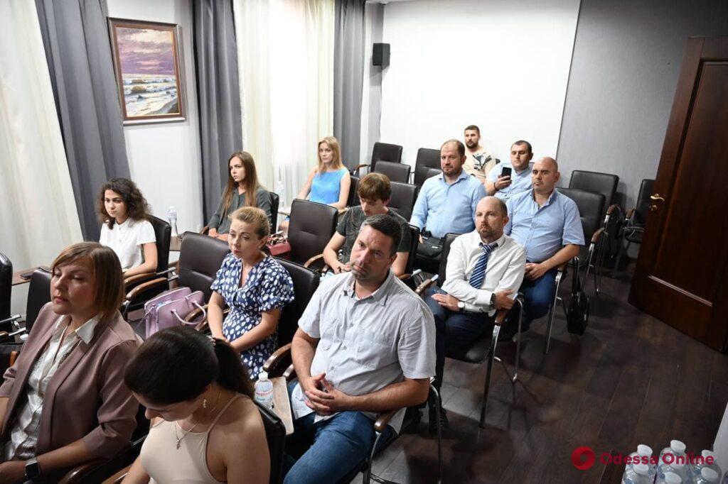 У Одессы сейчас есть хороший шанс развития приморской территории, — Вадим Терещук
