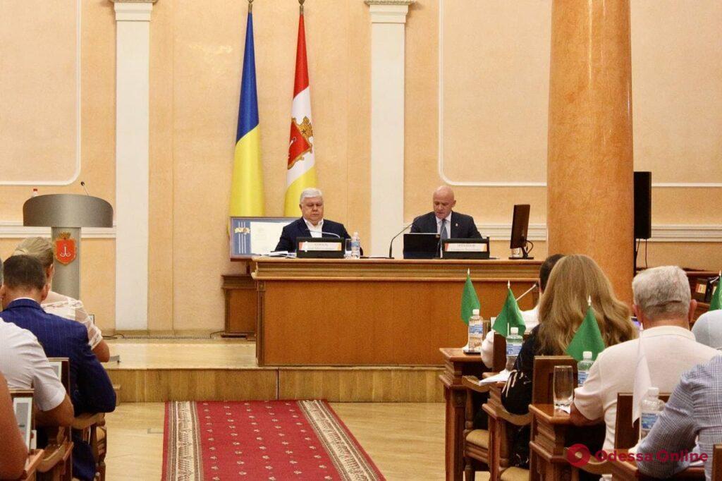Главу департамента транспорта Сергея Тетюхина назначили вице-мэром Одессы