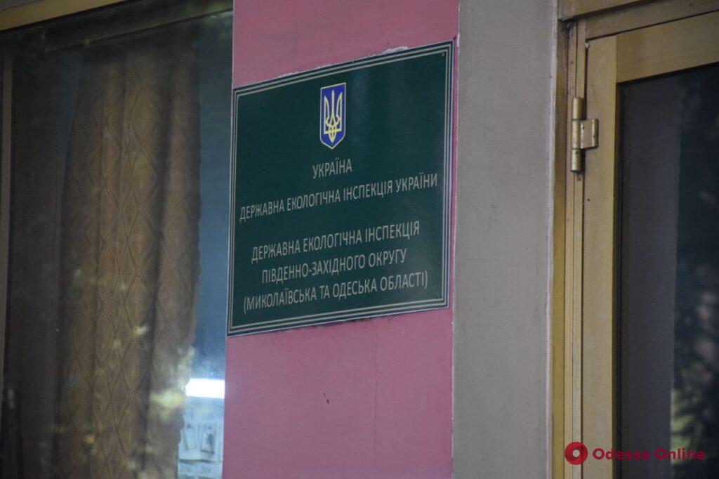 С ГБР, СБУ и «скорой»: в Одессе на взятке задержали сотрудника Госэкоинспекции (фото)